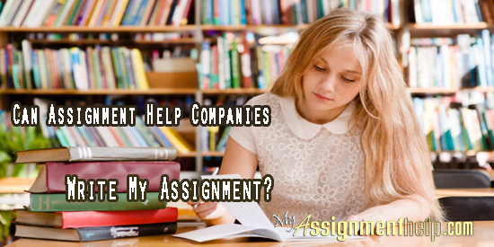 write assignment online